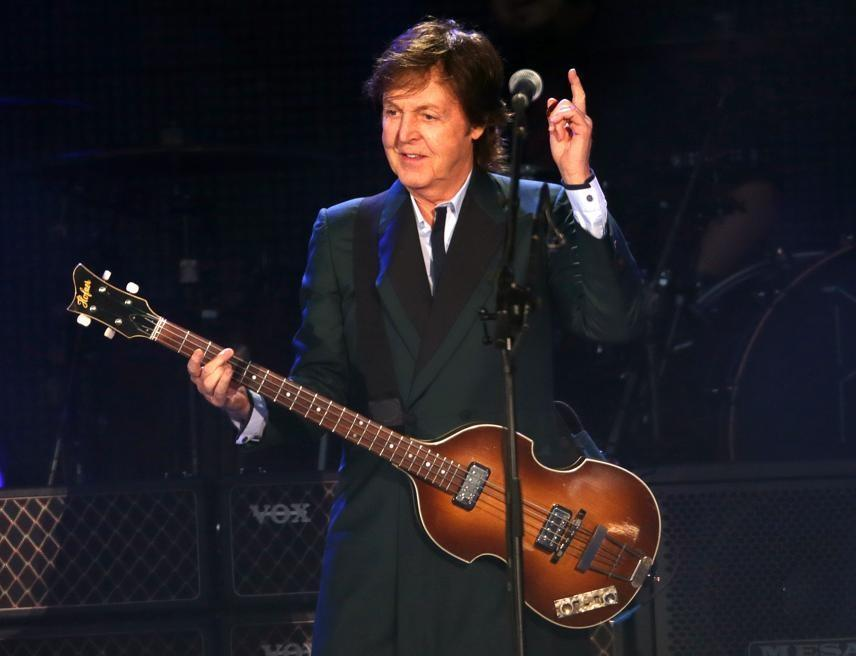Anyone fortunate enough to see McCartney in concert in recent years knows that he has lost very little of his stride and has perhaps even gained a renewed pep.