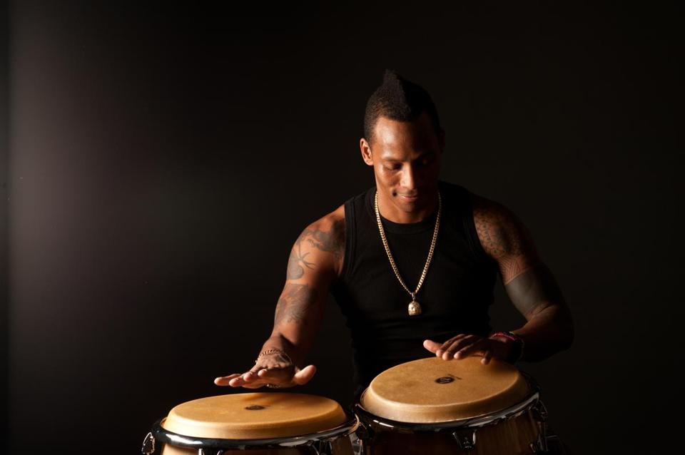 """As soon as I got here I started learning other cultures,"" says Pedrito Martinez."