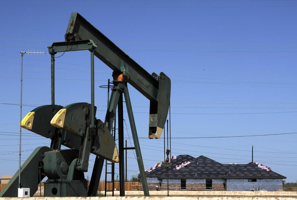 Midland, Texas, is in the middle of an oil boom with thousands of workers in need of housing.