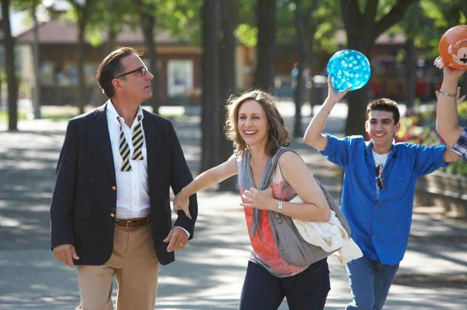 """At Middleton,"" starring Andy Garcia and Vera Farmiga, will screen at the 29th Annual Boston Film Festival."