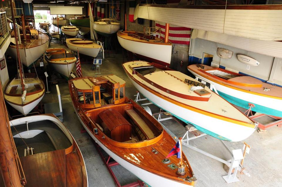 The Herreshoff Marine Museum & America's Cup Hall of Fame.