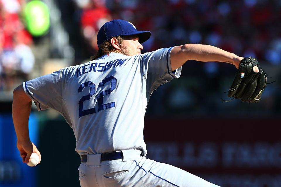 Dodgers ace Clayton Kershaw will take the mound Friday as his team attempts to stay alive in the National League Championship Series.