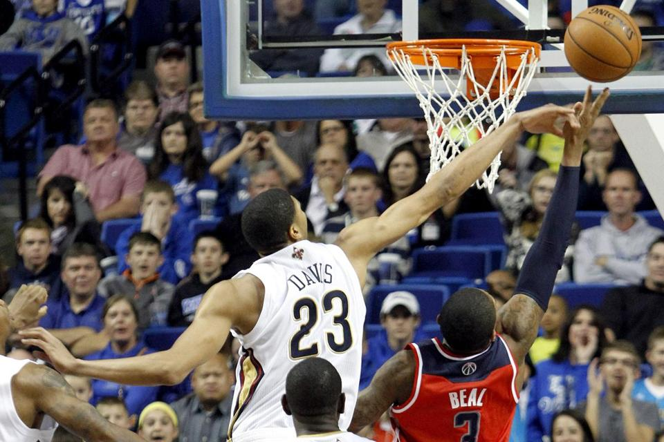 New Orleans Pelicans star Anthony Davis has continued to develop.