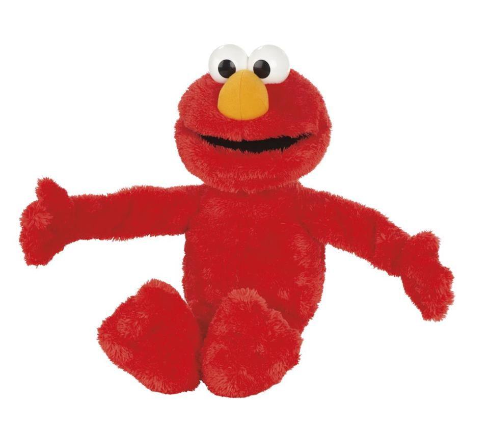 This undated image provided by Toys R Us shows Big Hugs Elmo. Big Hugs Elmo made the Toys R Us' list of the best holiday toys for 2013. (AP Photo/Toys R Us)