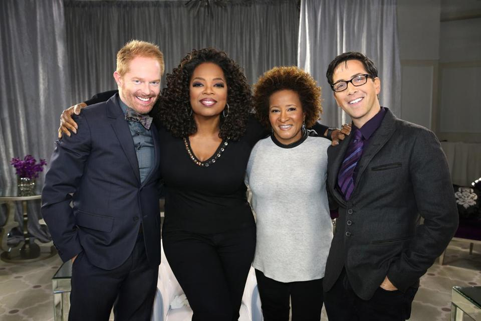 Oprah's Next Chapter: Gay Hollywood