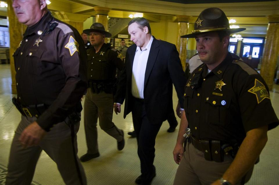 David Camm had previously been convicted in the deaths of his wife, Kimberly Camm, and their two children.