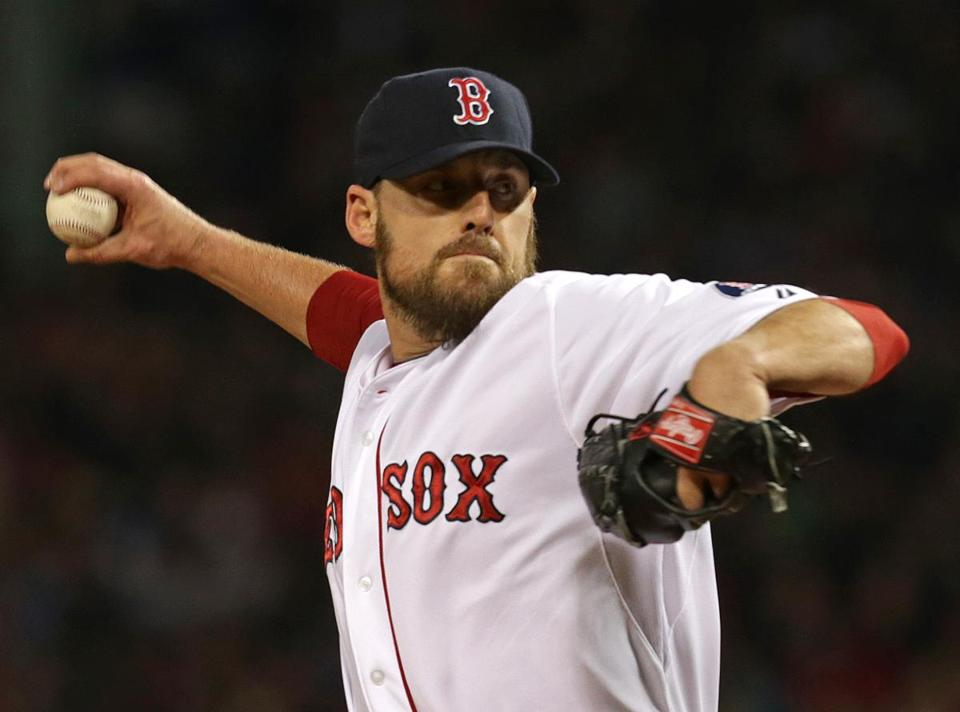 John Lackey is a great value for the Red Sox now that he is healthy after elbow surgery.