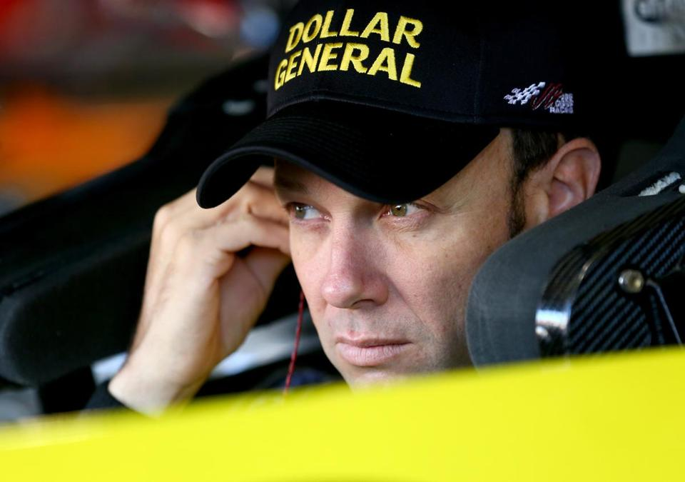 Matt Kenseth has an unimpressive track record at Martinsville, but his latest outing has lifted his spirits.