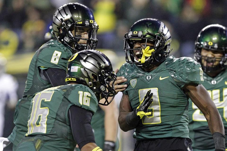 Oregon's convincing 42-14 victory against UCLA gave the Ducks the boost they needed.