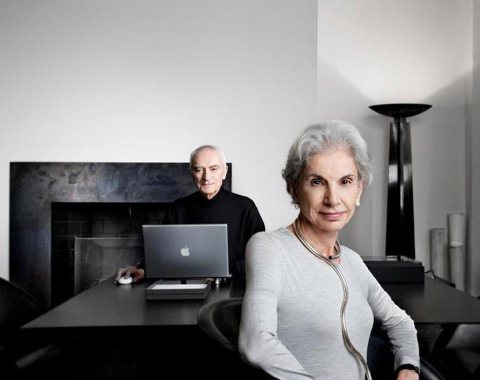 "Massimo and Lella Vignelli and their sleek, spare creations are presented in ""Design is One."""