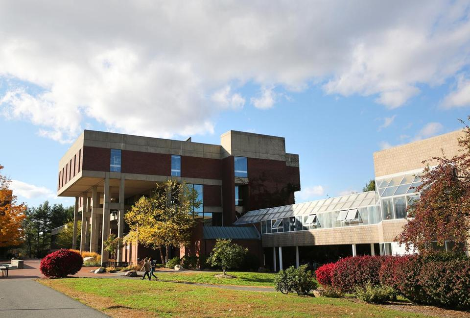 Hampshire College in Amherst, which opened in 1970, is a liberal arts school known for its unstructured approach to higher education.