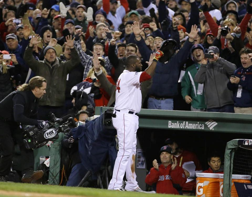 David Ortiz captured his sixth Silver Slugger Award on Wednesday; no other DH has more than four.