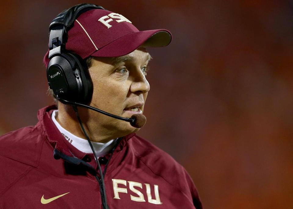 After a rough start, Jimbo Fisher has successfully brought the Seminoles back into the national title picture.