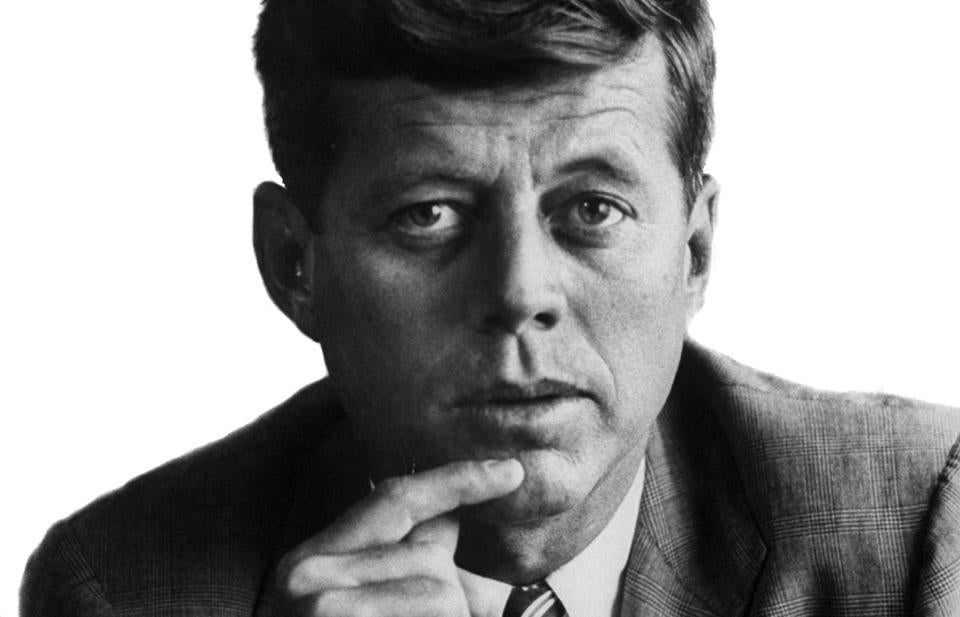 John F. Kennedy was first elected to the US Senate in 1952, at age 35.
