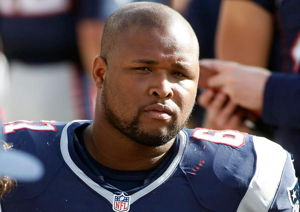 Marcus Cannon is in line for his second career start this Sunday vs. Pittsburgh.