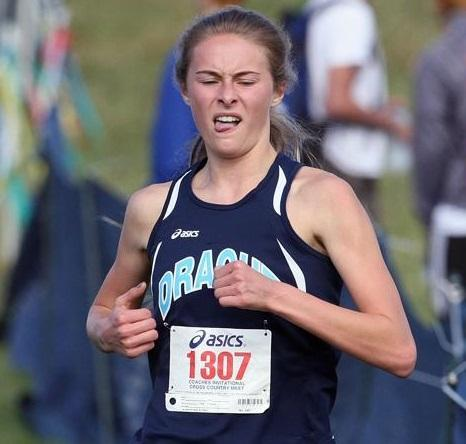 As All-State champion in the 800 meters last year, Dracut senior Karina Shepard is a known track star.