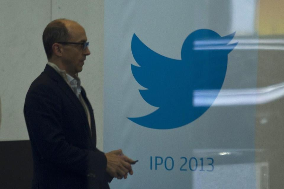 CEO Dick Costolo has been on the road to promote Twitter's IPO.