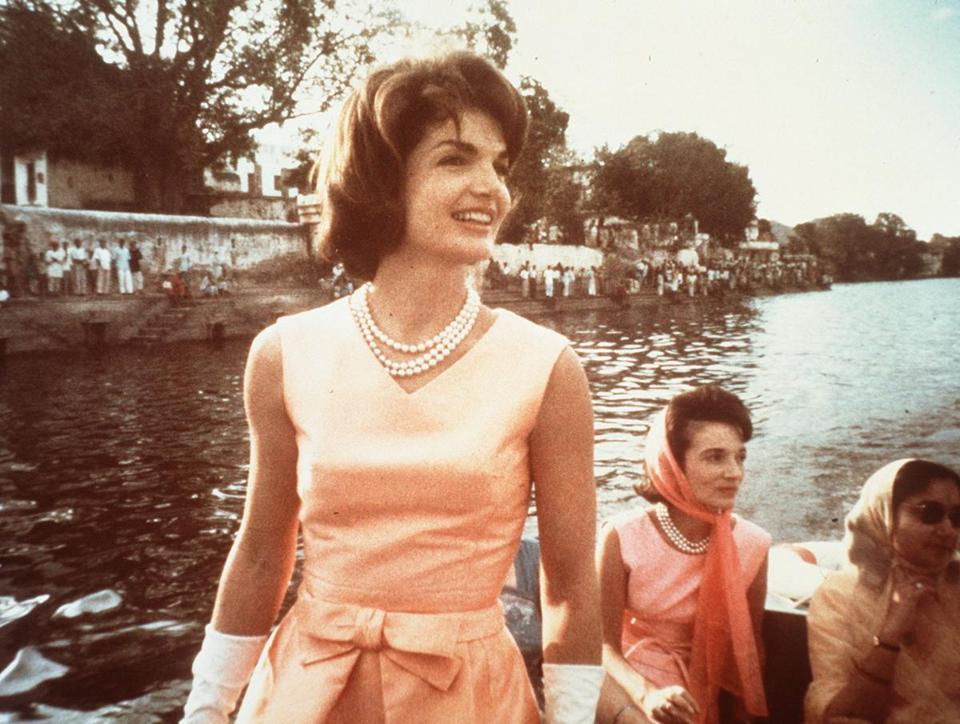 Jackie Kennedy's correspondence to Bergdorf Goodman's Marita O'Connor, who acted as the first lady's personal shopper, will be auctioned off on Nov. 23 in Amesbury.