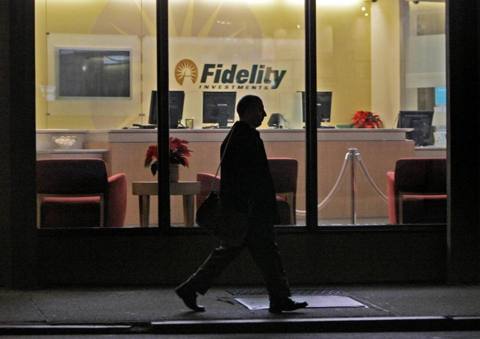 Boston-based Fidelity Investments may face scrutiny by US regulators reviewing whether asset managers pose a risk.