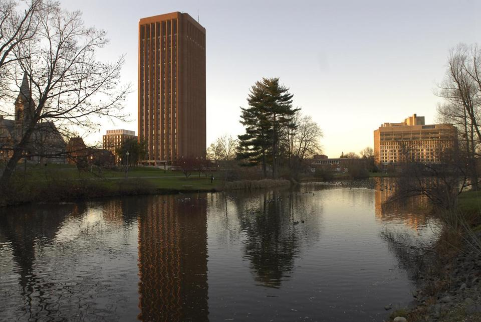 Under the new proposal, tuition and fees at UMass Amherst would rise to $11,684.