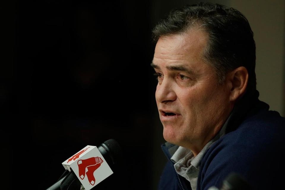 John Farrell led the Red Sox to 97 wins a season after they finished in last place in the AL East.