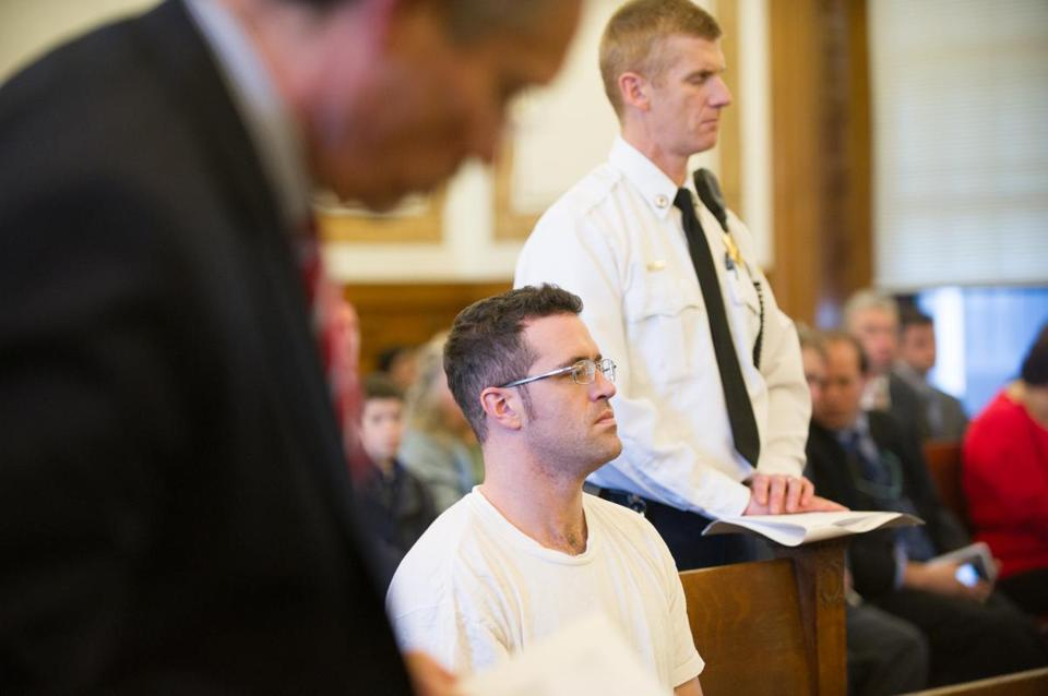 Steven McCann pleaded guilty to arson as part of an agreement to testify against Alan F. Kaplan.