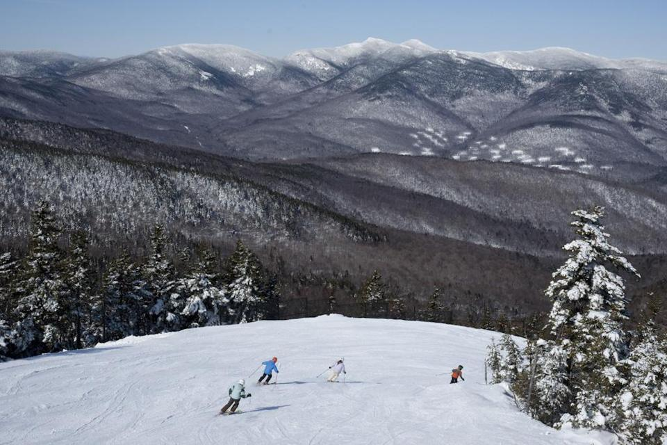 After a spike in skier and snowboarder visits last season, New England resorts are touting capital improvements to keep customers satisfied in terms of snow quality and trail variety.