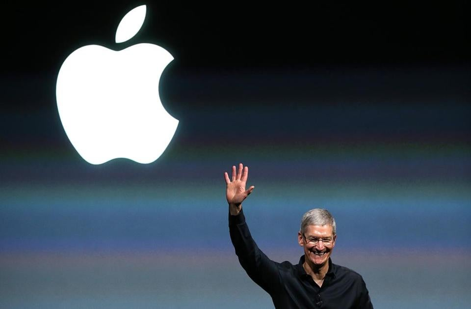 Apple CEO Tim Cook wrote in support of ENDA.