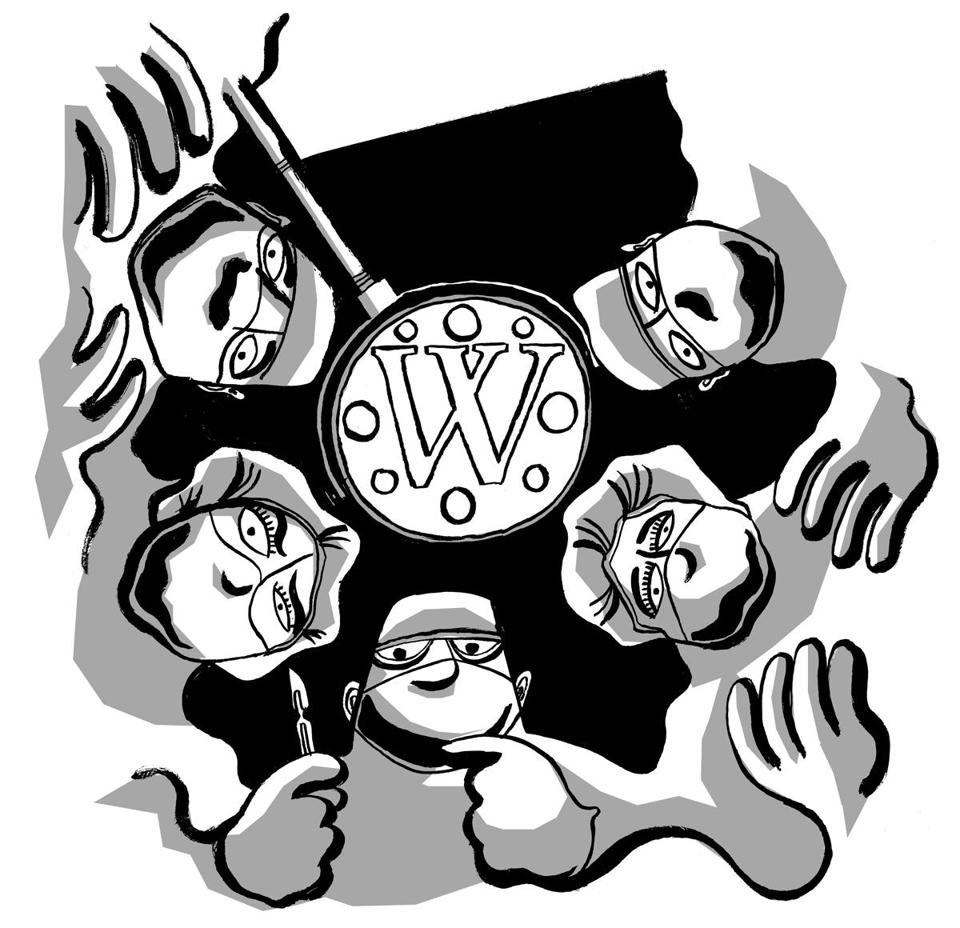 Wikipedias Role In Medical Education Brings Awesome Promise And A