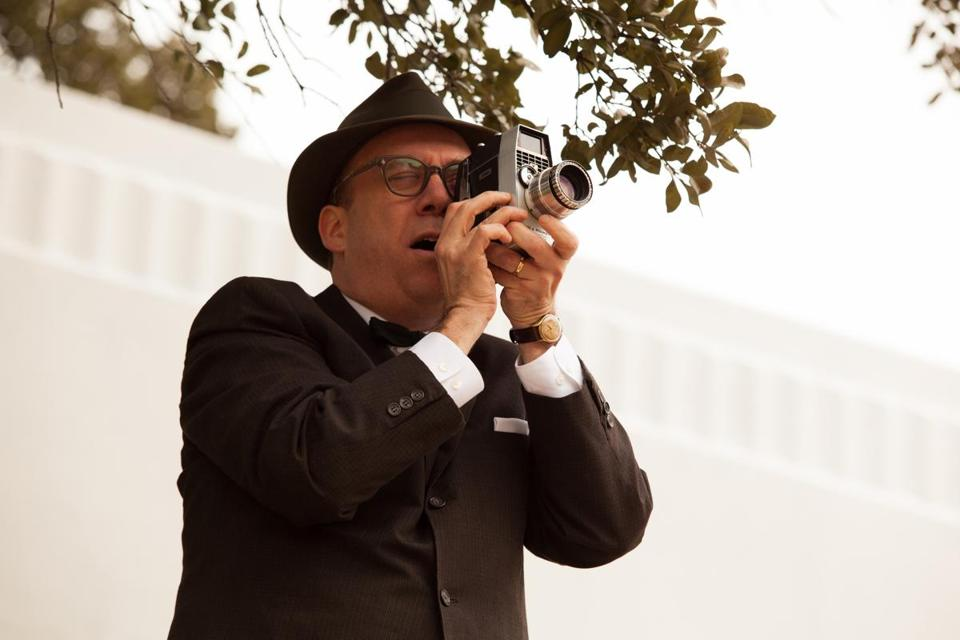 "Paul Giamatti played Abraham Zapruder — who captured the assassination on film — in ""Parkland,"" one of the films released this year centering on Kennedy's death."