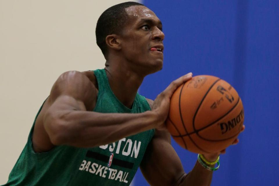 Rajon Rondo is one of the league's elite players who led the NBA in assists per game the past two seasons.