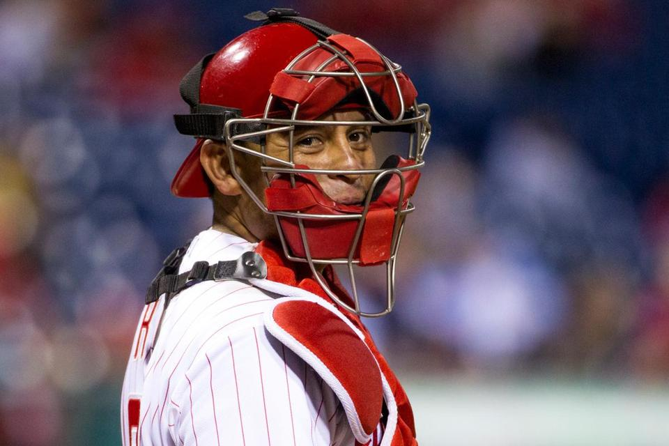 Carlos Ruiz hit .303 with an .842 OPS from 2010-12.