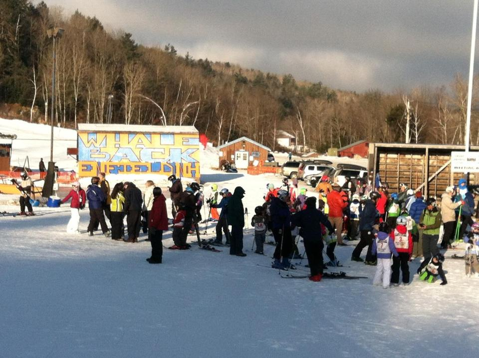 Whaleback is counting on the crowds to return when the 30-trail ski area opens for the season on Dec. 26.