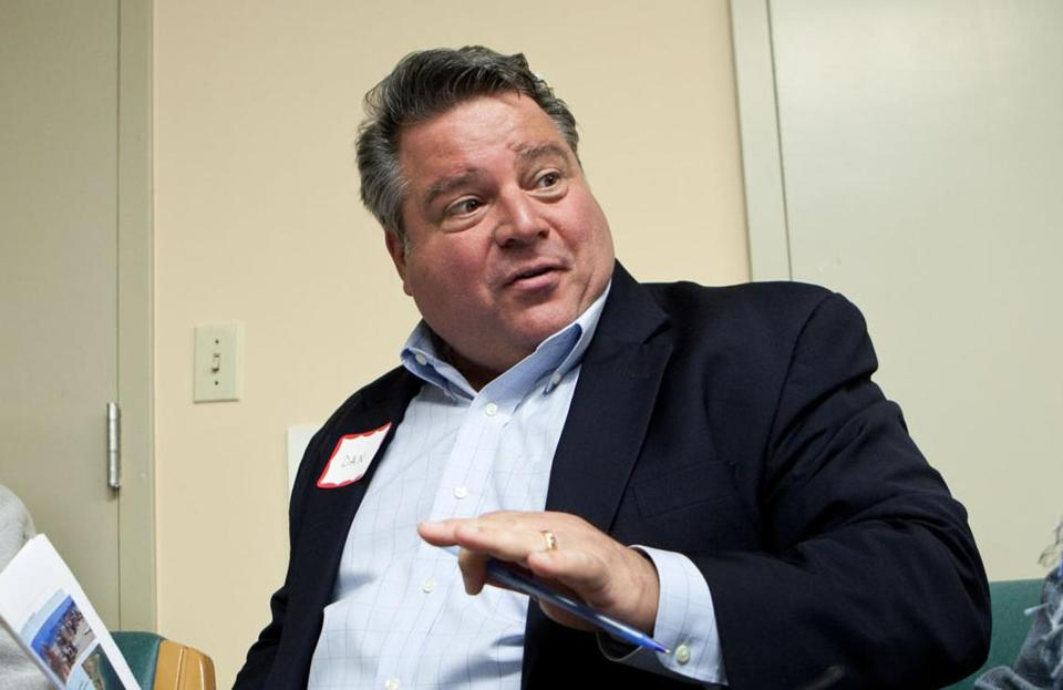Revere Mayor Dan Rizzo said the host deal that Revere signed anticipated future development in the city.