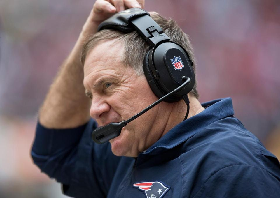 Not every Texan credits Bill Belichick's smarts with aiding the Patriots' fortunes.