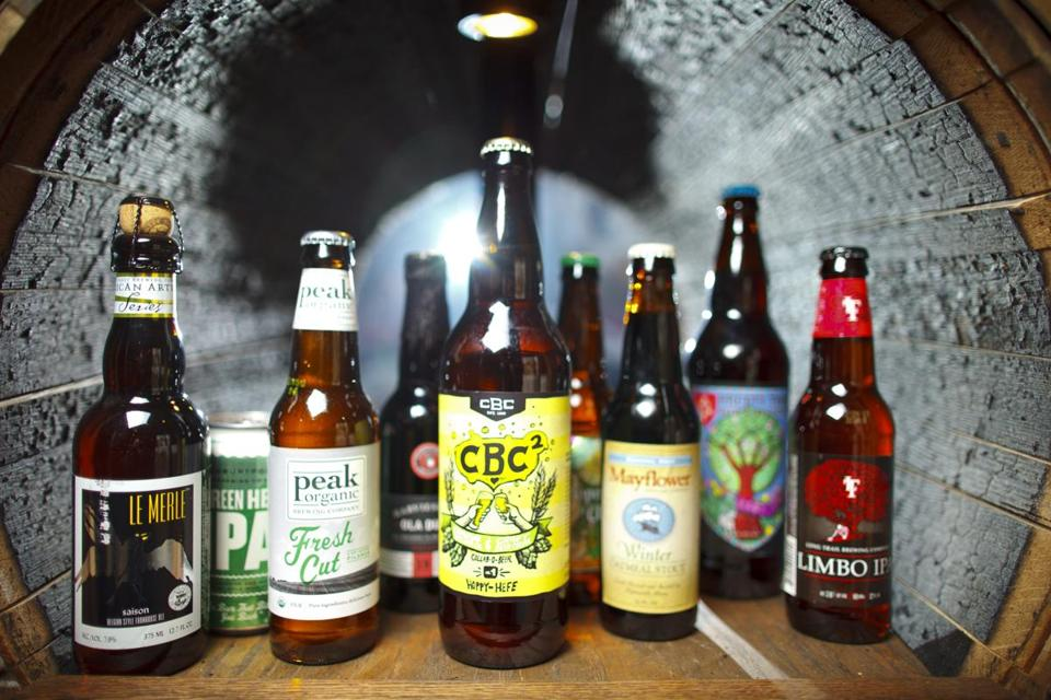 Craft Beer Cellar stores carry beer from hundreds of craft breweries.