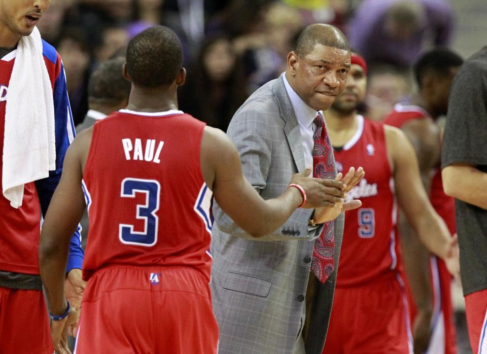 While the exit may have been surprising to some, Doc Rivers is hoping for a ceremonious welcome back from the Garden faithful.