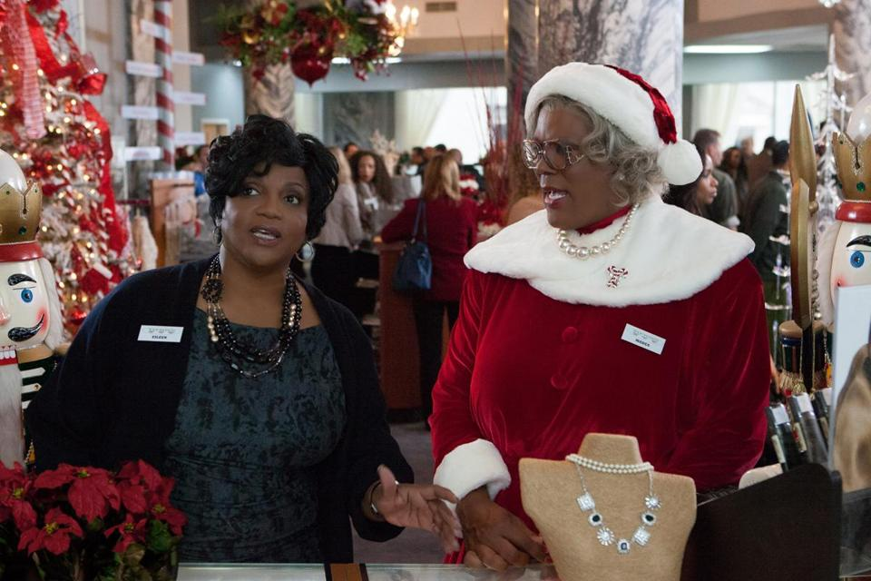 anna maria horsford and tyler perry in perrys latest madea - Madea Christmas Play