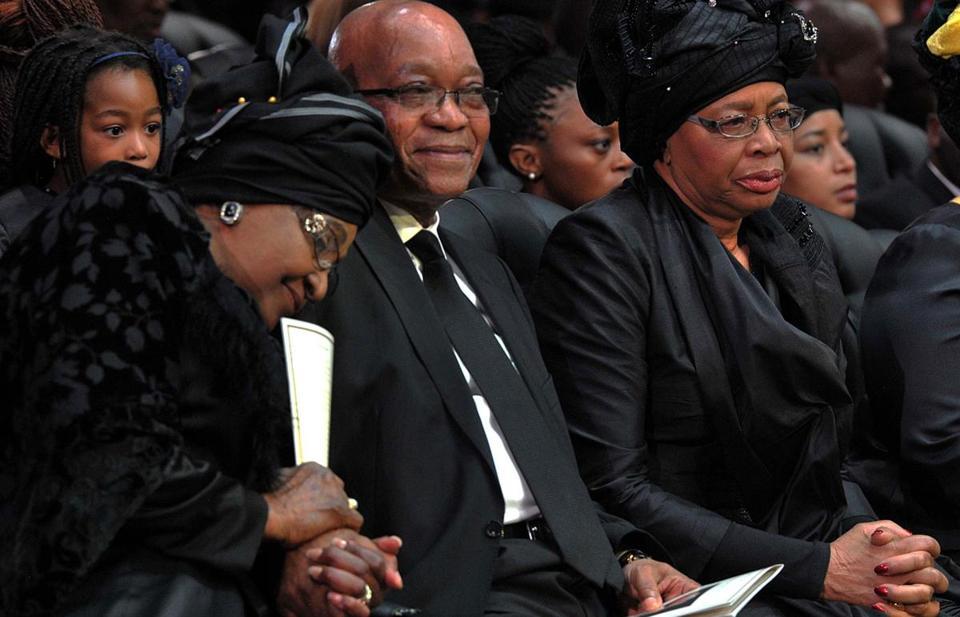Nelson Mandela Wife Graca Machel