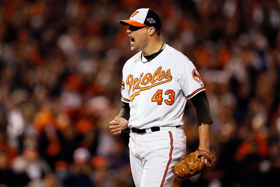 The Orioles shipped two-time 50-save closer Jim Johnson to Oakland.