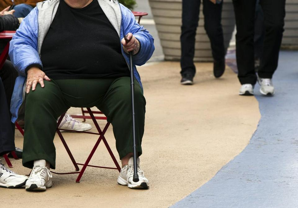 Over a third of Americans are now obese; nearly one in six are severely obese, with a BMI over 35.