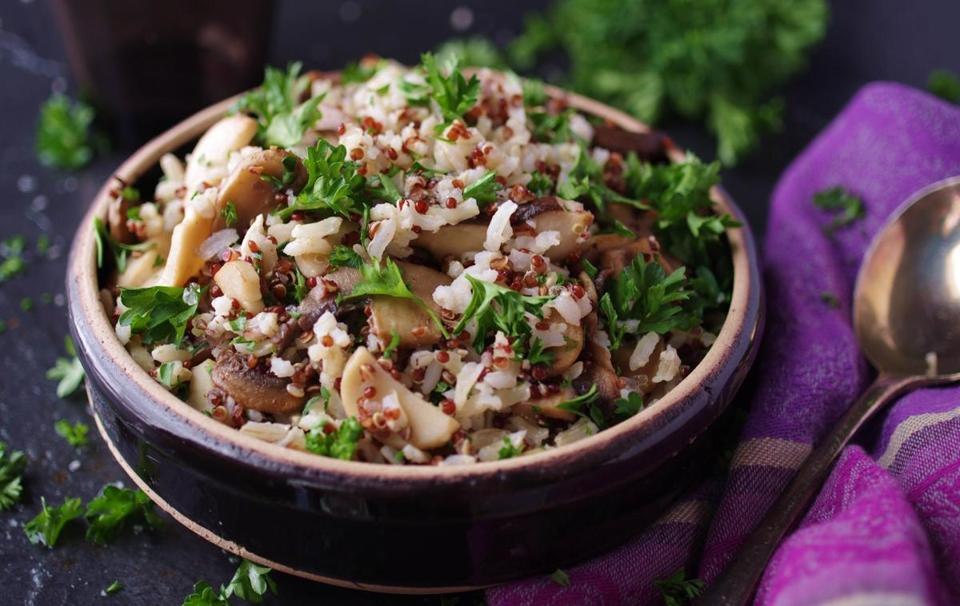 quinoa barley brown rice how to cook