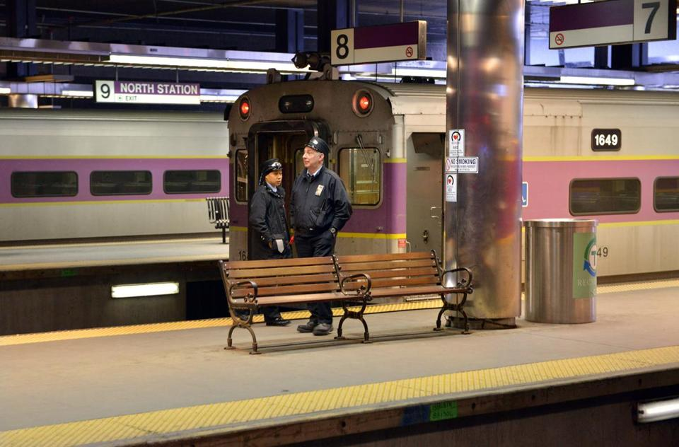 Massachusetts Bay Commuter Railroad Co. has handled maintenance and operations for the MBTA's sprawling commuter rail network for 11 years.
