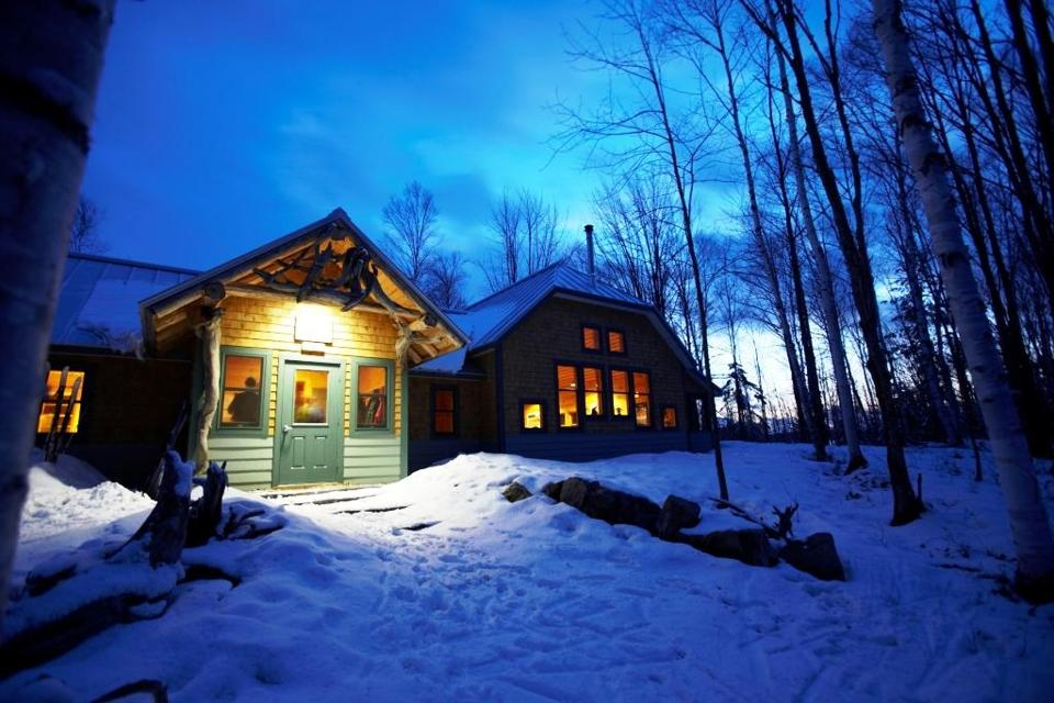 Five great winter getaways in new england the boston globe for Winter getaways in the us