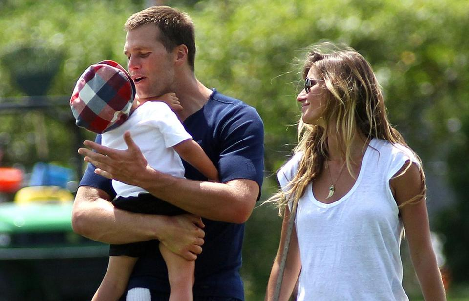 Gisele Tom Brady Children