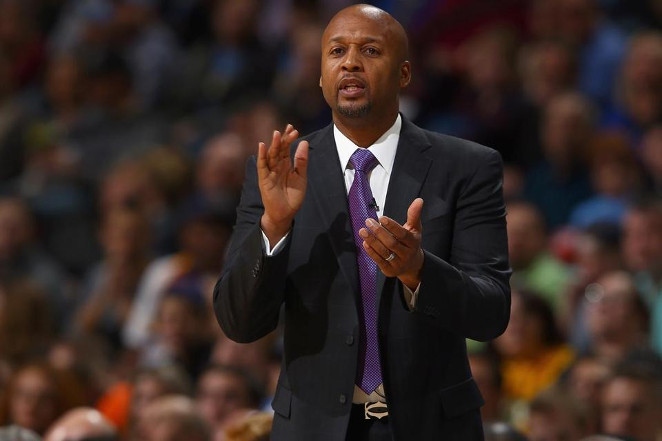 Brian Shaw is having moderate success reaching his younger players with the Denver Nuggets.