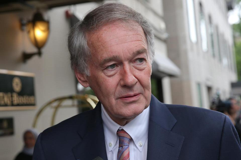 """This is much needed relief for fishermen in Massachusetts,"" Senator Edward Markey said."