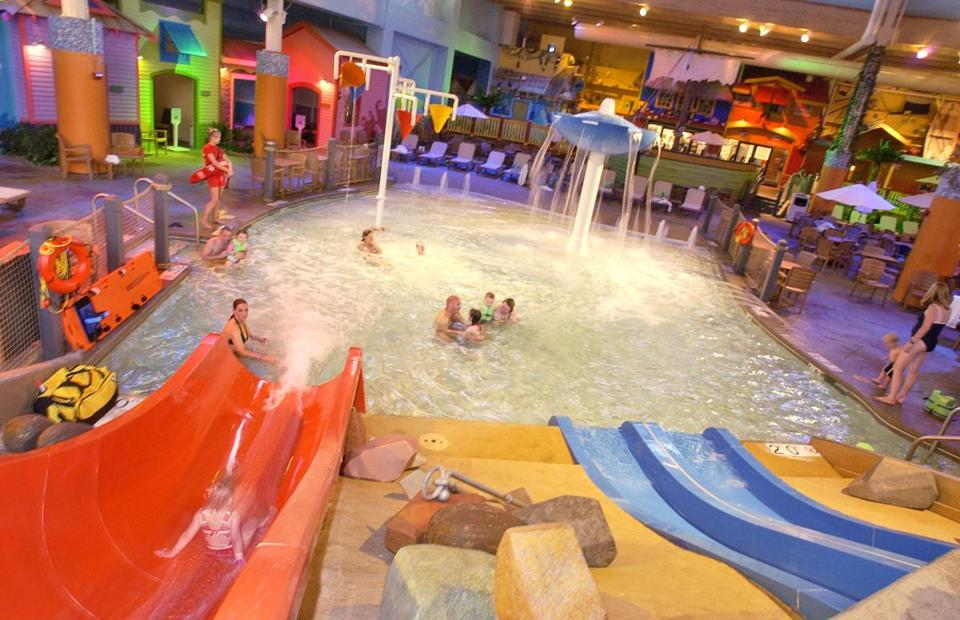 The CoCo Key Indoor Water Park In Danvers Mass