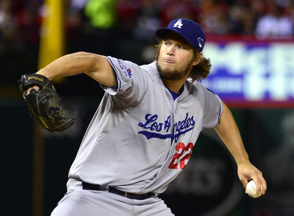 Dodgers ace Clayton Kershaw has already captured two NL Cy Young awards.