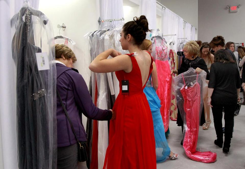 Prom dress retailer the Ultimate in Peabody moves to bigger ...